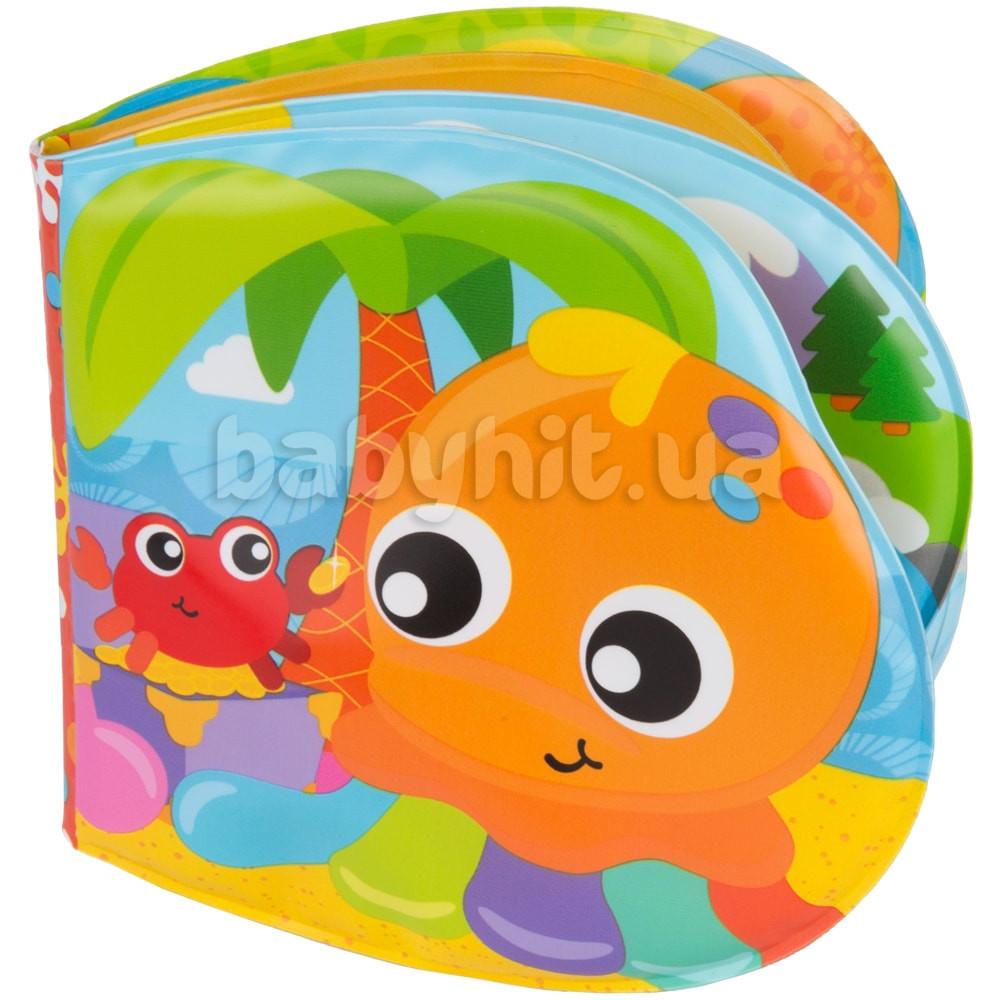 Книжка-разбрызгиватель Playgro Веселые друзья