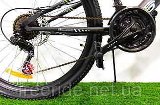 Подростковый Велосипед Azimut Tornado 24 D, фото 3