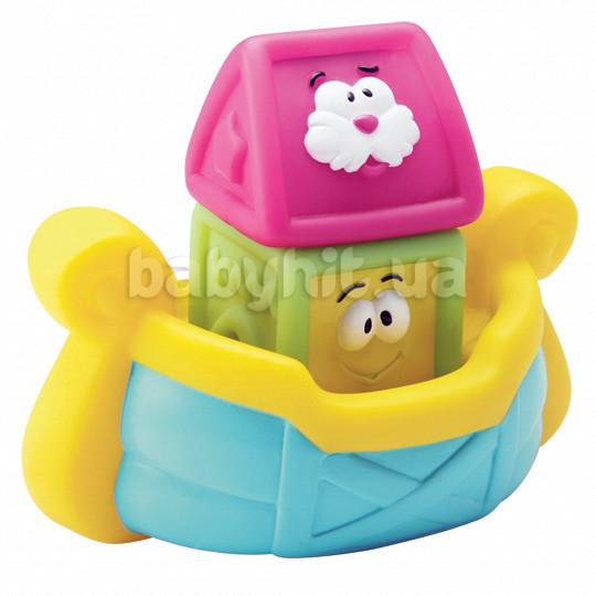 Набор игрушек для ванной B kids Ковчег с фигурками животных