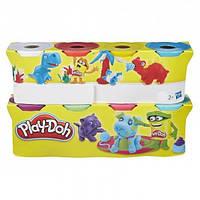 Набір пластиліну Play-Doh 8 баночок Hasbro (C3899)