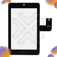 Тачскрин (сенсор) Asus MeMO Pad HD7 ME173X (K00B), цвет черный