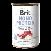 Brit (Брит) Mono Protein (Монопротеин) Lamb&Rice ягненок рис