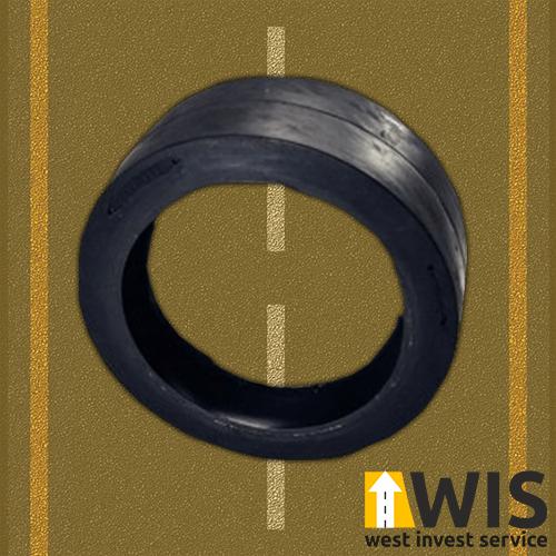 Бандаж колеса для фрези дорожньої Wirtgen