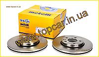 Гальмівний диск передній Renault Trafic 01 - Metelli 23-0798