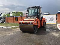 Дорожный каток HAMM HD90 (вес 9 тон) аренда с оператором