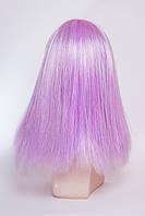Парик каре №10, цвет  фиолетовый