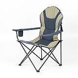 """Кресло складное """"Мастер карп Майка """" d16 мм. Для пикника, природы, дачи, отдыха. Крісло складне, фото 2"""