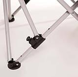 """Кресло складное """"Директор"""" d19 мм зеленый. Для пикника, природы, дачи, отдыха. Крісло складне, фото 3"""
