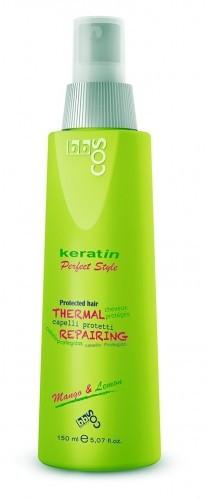 Спрей-термозахист-BBcos Keratin Perfect Style, 150 мл