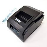 Принтер чеков для магазина Xprinter XP58 IIL, фото 4