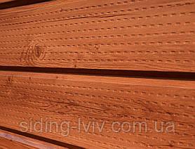 Металевий сайдинг-софіт для підшивки даху з перфорацією