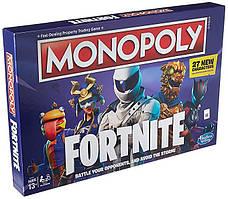 Настольная игра Monopoly Hasbro Game Fortnite Монополия Фортнайт27 новых персонажей monopoly FN 27