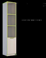 Шкаф книжный 400 Маттео 1Д