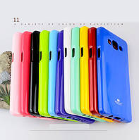 """Samsung G530 / 531 GRAND PRIME противоударный чехол книжка оригинальный влагостойкий для телефона """"GS RAINBOW"""""""