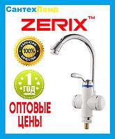 Проточный водонагреватель Zerix ELW01 3 kW на мойку