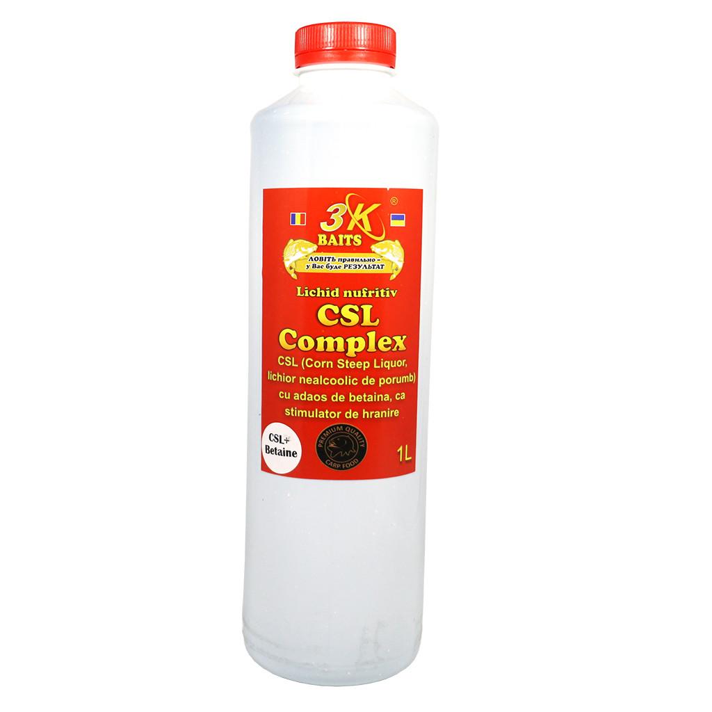 Кукурузный ликер 3k Baits CSL Сomplex + Betaine 1л