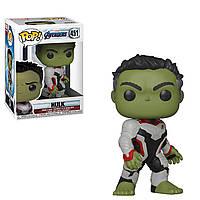 "Фигурка Funko Pop ""Мстители: Завершение"" Халк в костюме (36659) #451 Marvel Hulk, фото 1"