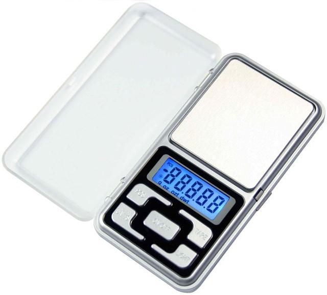 Мини-весы высокоточные POCKET SCALE MH-Series 0,1-500г