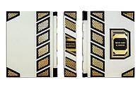 Книга элитная серия подарочная BST 860281 215х272х55 мм Морские клинки в кожанном переплете