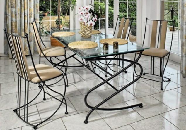 Обеденная группа стол , 4 стула под заказ