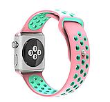 Ремешок Nike Sport Band Apple Watch  pink mint 38/40 mm, фото 2