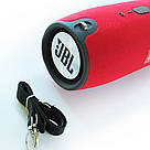 Портативная колонка JBL Xtreme Big с Bluetooth 283*126*122 мм красная, фото 4