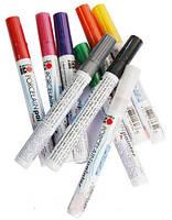 Маркер для керамики Красный металлик 1-2 мм Marabu 012331732