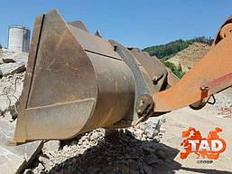 Фронтальный погрузчик Doosan DL 420 (2012 г), фото 3