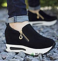 Кросівки жіночі снікерси, фото 2