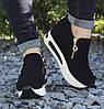 Кросівки жіночі снікерси, фото 4