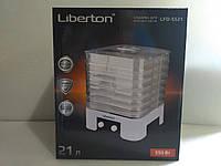Сушилка для овощей и фруктов Liberton LFD-5521