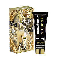 Золотая маска для лица GLAMGLOW Gravitymud Power Rangers Exclusive Treatment Mask Goldar, 30 мл