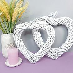 Заготовки для декора и плетене основы из лозы