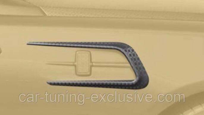 MANSORY air outtake splitter for Rolls-Royce Dawn