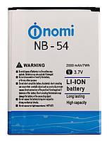 Оригинальная батарея Nomi i504 Dream (NB-54)