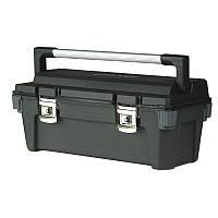 Ящик для інструментів 65см металевий замок, ручка