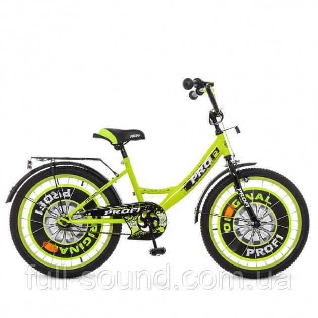 """Детский велосипед Profi Original boy 18"""""""
