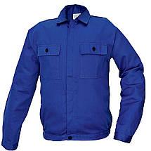 Костюм (полукомбинезон с курткой) рабочий RALF лето Хлопок 100% синий, фото 3