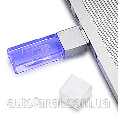 Оригинальная флешка Volkswagen R Collection USB-stick, 8Gb (15D087620)