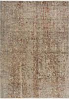 Иранский шерстяной ковёр ручной работы с шёлковым объемным Гелекси 3D. Шерсть + Шёлк. Размер 3810 х2730мм.