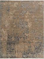 Иранский шерстяной ковёр ручной работы с шёлковым объемным Гелекси 3D. Шерсть + Шёлк. Размер 3620 х2720мм.