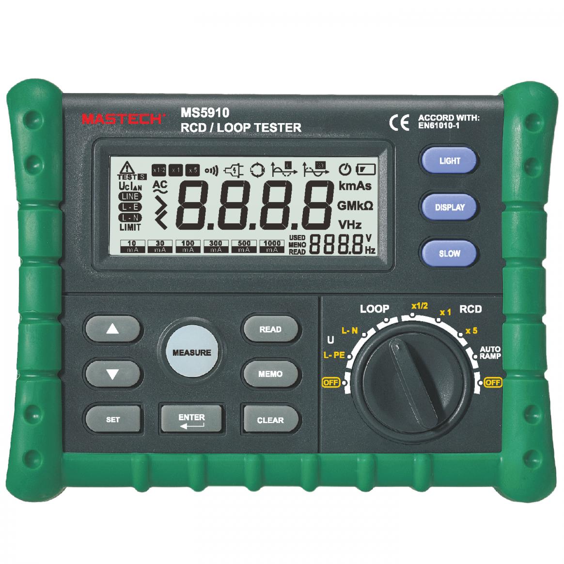 Mastech MS5910 тестер токовой петли