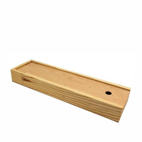 Пенал для гуаши Rosa 17x13,3x5,3см деревянный 4820149900568, фото 2