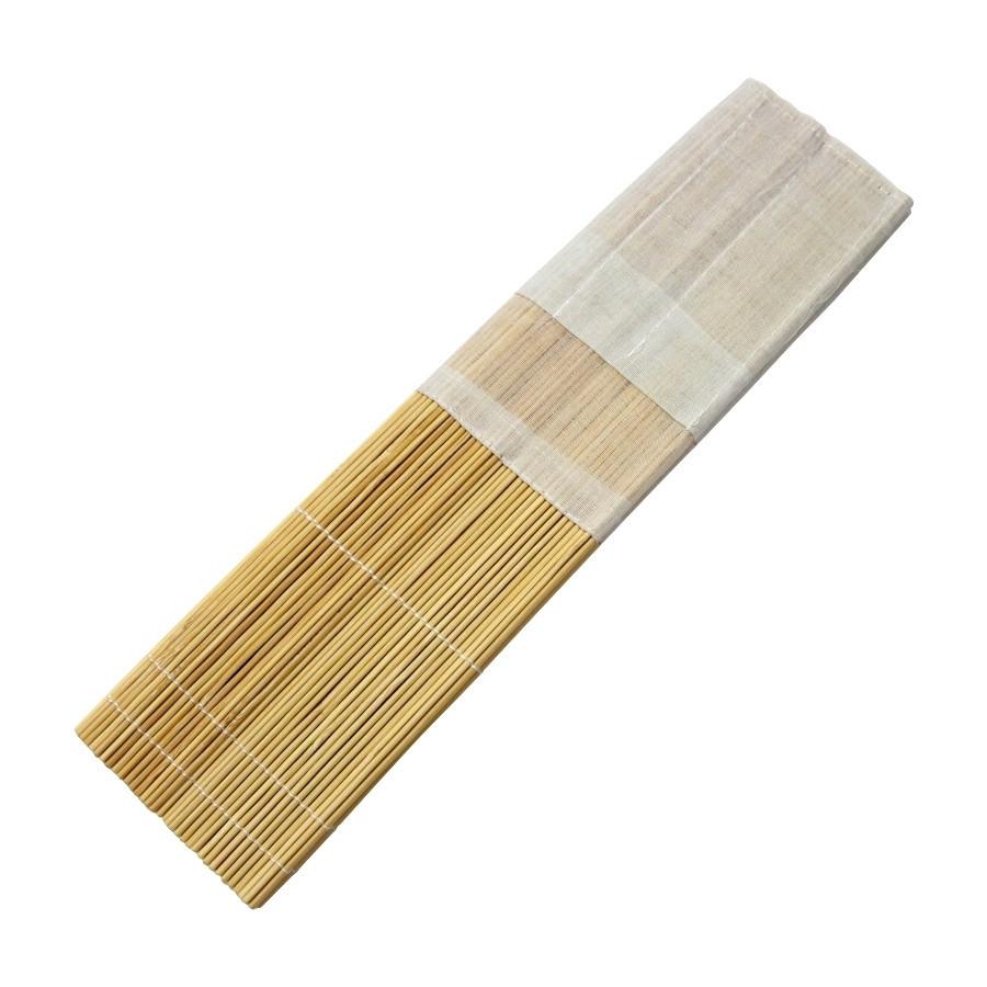 Пенал для кистей D.K.Art&Craft 33x33см бамбук натуральный цвет+ткань 6926586611253
