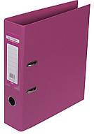 Регистратор цв А470мм PP розовый