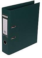 Регистратор цв А470мм PP тем.зеленый