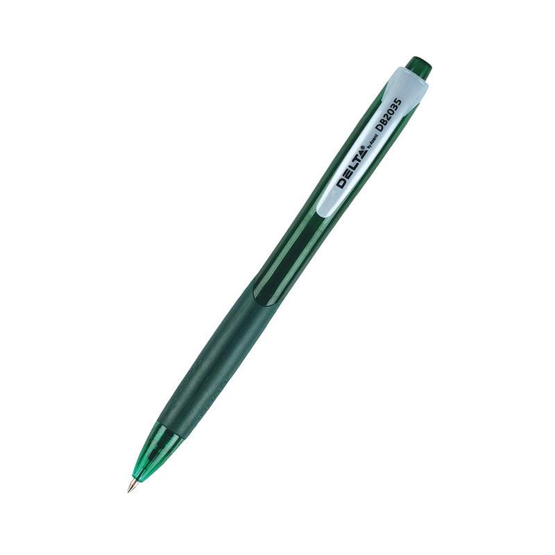 Ручка шариковая Axent зеленый DB2035-04