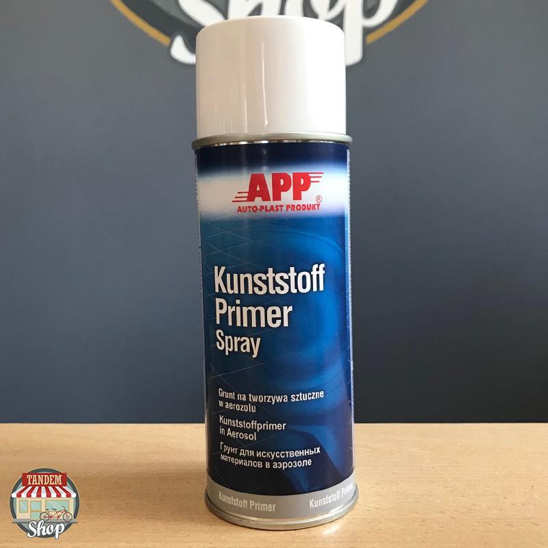 Грунт адгезионный для пластика APP Kunststoff Primer, 400 мл Аэрозоль
