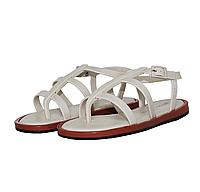 """Женские стильные белые пахнущие босоножки  """"Caribe Verao"""" Melissa + Salinas, фото 1"""