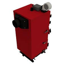 Твердотопливный котел длительного горения Альтеп DUO PLUS 27 кВт (автоматика), фото 3